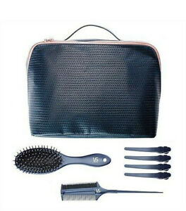 4-In-1 Styling Gift (Carrying Bag + Styling Accessories) (hair brush)