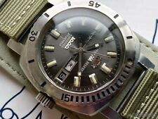 Orient Vintage 27 Jewels AAA Deluxe King Diver 1000 OH Automatic Mens Watch