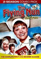 THE FLYING NUN -Complete First & Second Seasons(BRAND NEW 5DVD SET) SALLY FIELD