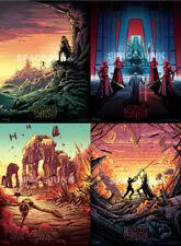 STAR WARS The Last Jedi IMAX Posters (SET OF 4)