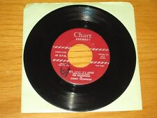 "DOO WOP GROUP 45 RPM - THE CHAMPIONS&SONNY THOMPSON - CHART 611 - ""IT'S LOVE..."""