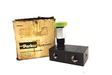 NEW PARKER PR600SH PRESSURE CONTROL VALVE