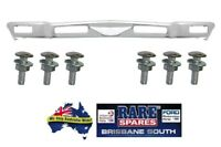 HOLDEN HQ CHROME FRONT BUMPER BAR WITH BUMPER BAR BOLTS GTS MONARO KINGSWOOD SS