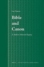 Bible and Canon: A Modern Historical Inquiry (Studia Semitica Neerlandica), Bibl
