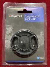 Polaroid Snap Mount Lens Cap - 37mm,40.5mm,49mm,52mm,55mm,58mm,62mm,67mm & 72mm