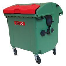 grün SULO Miniatur Müllcontainer 1100 Liter Stifehalter