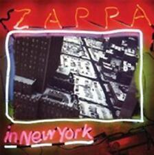 Frank Zappa - Zappa In New York NEW CD
