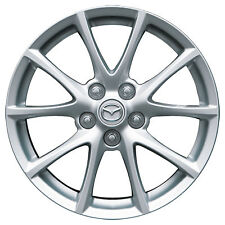 Genuine Mazda MX5 2008-2015 Alloy Wheel Rim Silver 17x7J ONE ONLY # 9965-58-7070