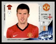 Panini Champions League 2012-2013 Michael Carrick Manchester United FC No. 523
