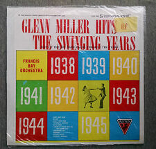 Sealed Glenn Miller HIts of the Swinging Years Francis Bay SSU 226 Sutton