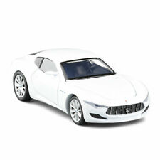 1/32 Maserati Alfieri Model Car Diecast Toy Vehicle Collection Kids Gift White