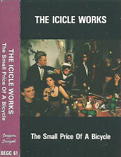 THE ICICLE WORKS THE SMALL PRICE OF A BICYCLE CASSETTE ALBUM Alternative Rock
