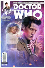 DOCTOR WHO #8 9 10 B, NM, 11th, Tardis, 2015, Titan, 1st, more in store, Sci-fi
