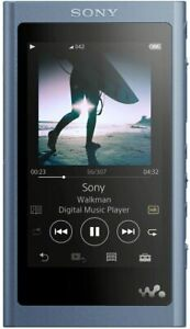 SONY Walkman A Series 16GB NW-A55 Audio Player Hi-Res Blue NW-A55 L