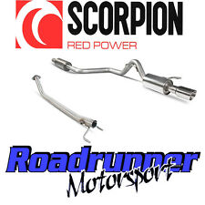 Scorpion Mitsubishi Colt CZT 1.5T Exhaust Secondary DeCat & Cat Back Res Daytona