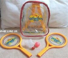 ~ Wiggles - PLAY SET with BACKPACK / BAG