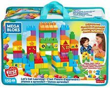 Mega Bloks Lets Get Learning Building Set
