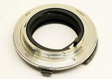 Tamron adaptor ring for Pentax K mount cameras stock No. stock No. U6403