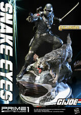 New ListingSnake Eyes - Exclusive - G.I. Joe Statue by Prime 1 Studio