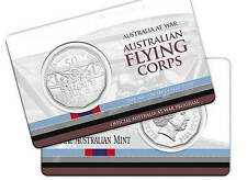 2014 Australia at War Series - Australian Flying Corps - 50c Coin