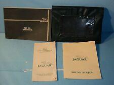 83 1983 Jaguar XJS HE owners manual