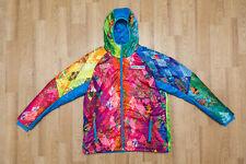 SOCHI Olympics 2014 Volunteer Unisex Men Women Warm Winter Insulated Jacket 2XL