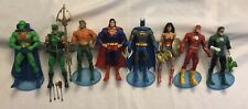 DC Universe Classics Action Figure Loose Lot of 8 Batman Superman Flash & others