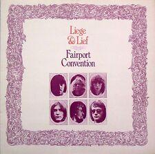 Fairport Convention LIEGE & LIEF 4th Album 180g GATEFOLD New Sealed Vinyl LP