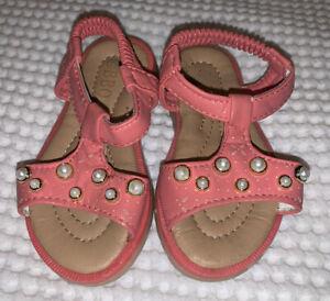 Girls Infant Size 5 - BBO Sandals