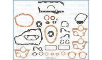 Genuine AJUSA OEM Replacement Crankcase Gasket Seal Set [54031300]
