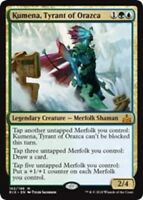 Kumena, Tyrant of Orazca x1 Magic the Gathering 1x Rivals of Ixalan mtg card