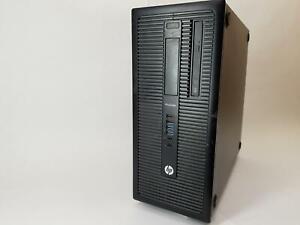 HP Prodesk 600G1 TWR  500GB HDD 8GB RAM Open Office Desktop PC - Intel Core: