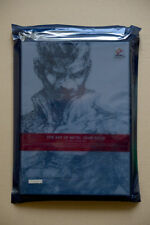 Nouveau! The Art of Metal Gear Solid by Yoji Shinkawa new! rare game artbook mitrailleuses
