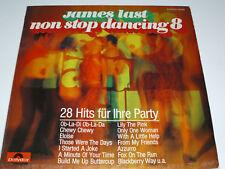 JAMES LAST non stop dancing 8 - 1969 GERMANY LP