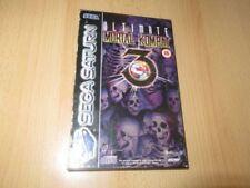Jeux vidéo Mortal Kombat pour Sega Saturn SEGA