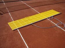 NEW Drag Mat for Porous and Clay Type Tennis Court (Traditional Link Mat Type)