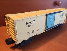 Lionel # 6464-515 MKT Pastel Yellow Girls Boxcar Excellent NEAR MINT Please READ