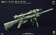 Easy & Simple 1:6  M110 SASS (Semi Automatic Sniper System) #06003C *Not Life*