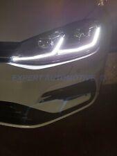 FARI ANGEL EYES GTI LED FRECCE LED DINAMICHE VW  GOLF 7.5 RESTYLING DAL 02/2017>