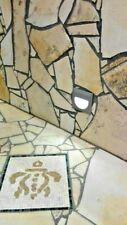 Toscana Premium Polygonalplatte 10 m² Naturstein Terrassenplatten crema 4-8mm
