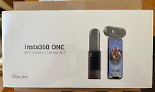 Insta360 ONE *** BUNDLE *** 360 Degree Panoramic Sports Action Camera 4K 24 MP