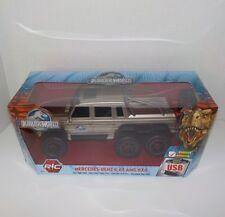 Jurassic Park World RC MERCEDES-BENZ G 63 AMG 6x6 Pickup Truck FAST SHIP