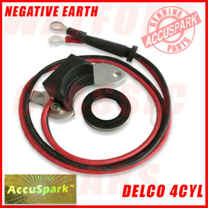 Vauxhall Viva HC 1256cc 1970-1978 Accuspark Electronic ignition for Delco