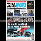 LA VIE DE LA MOTO LVM N°698 ★ GUZZI V7 SPECIAL ★ FRANCAISE-DIAMANT NORTON 500 T