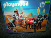 Playmobil Ägyptischer Streitwagen Nr.4244 Alter 4+ OVP