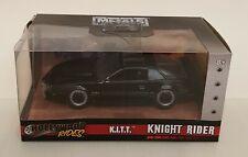 Knight Rider K.I.T.T. Hollywood Rides Jada Toys 2019 New