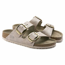 Birkenstock Arizona Big Buckle Washed Metallic Rose Gold Gr 36-41 Fußbett schmal