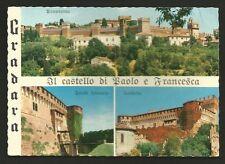 AD9296 Pesaro - Provincia - Gradara - Il Castello di Paolo e Francesca - Vedute