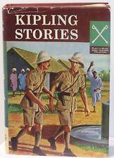 Kipling Stories 1960 1st Ed. 28 Exciting Tales Platt & Munk Publishing