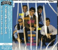 FREDDIE & THE DREAMERS-YOU WERE MAD FOR ME-JAPAN CD BONUS TRACK D73